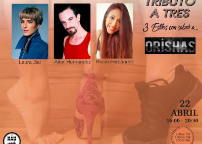 Cartel Tributo A3