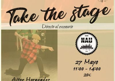 Take the Stage
